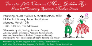 Secrets of the Classical Music Golden Age